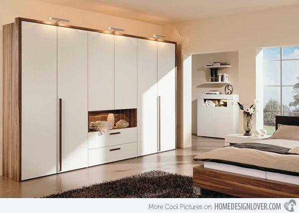 15 Wonderful Bedroom Closet Design Ideas
