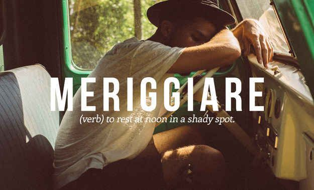 16 Luscious Italian Words And Phrases We Need In English