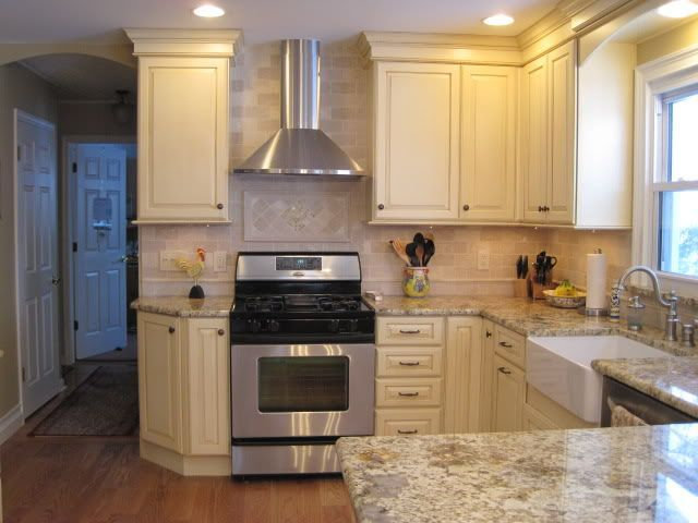 "42""kitchen upper cabinet height - Google Search 
