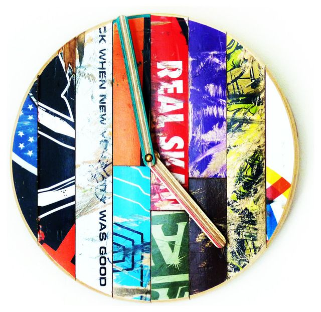 75 best images about Recycled Skateboard Products by ...