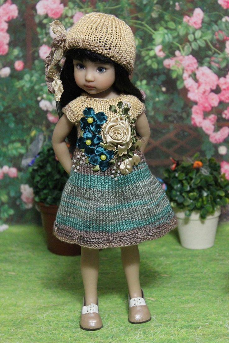 "OOAK наряд для работы 13 ""Dianna EFFNER LITTLE DARLING. in Dolls & Bears, Dolls, Clothes & Accessories, Modern, Other Modern Doll Clothing | eBay"