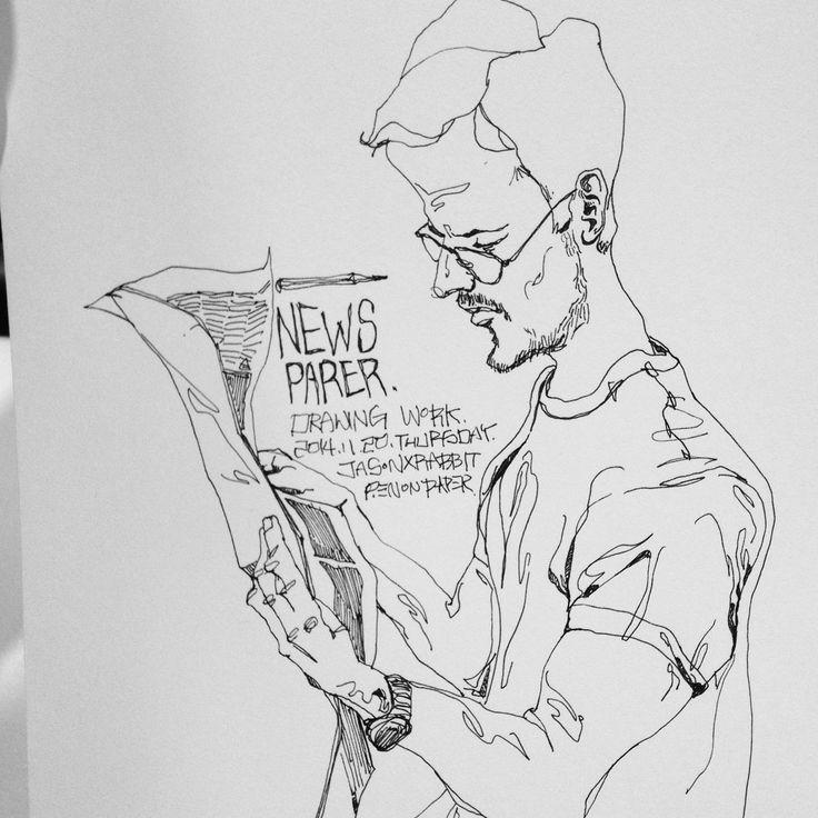 illustration, drawing, jasonxrabbit
