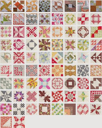 Farmer's wife sampler quilt – blocks 73 to 77 | Sewn Up by TeresaDownUnder