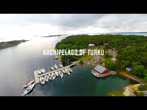 Sailing in the Baltic Archipelagos - Finland, Sweden & Åland - with Hall...