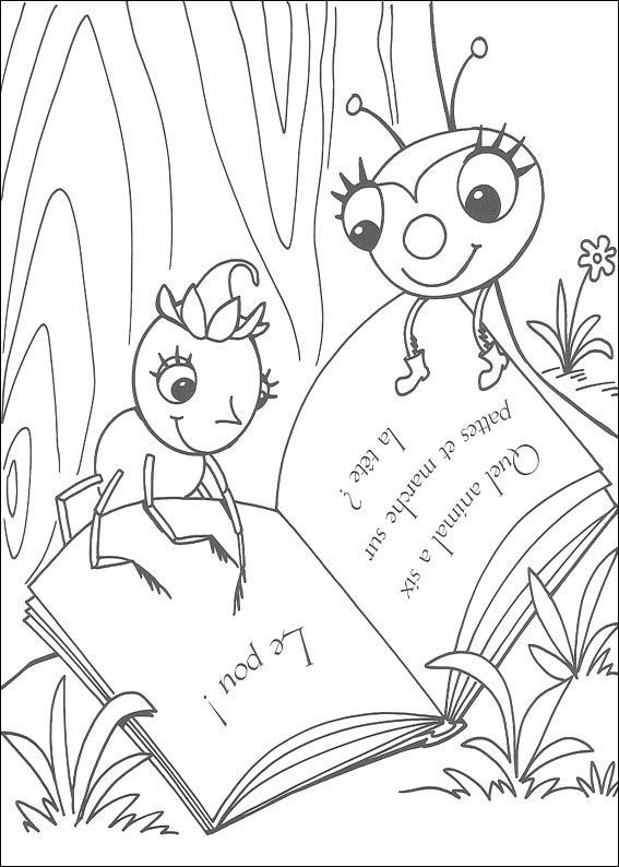 74 best miss spider addison s favorite images on miss spider coloring pages az