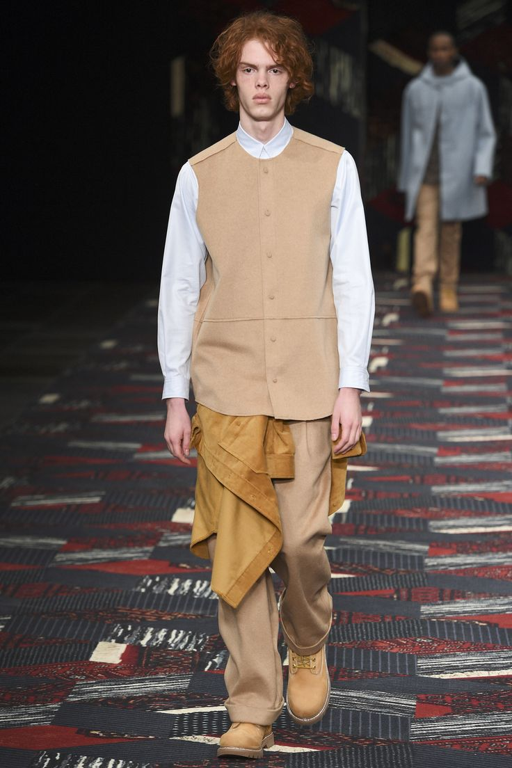 Tonsure Copenhagen Fall 2016 Fashion Show
