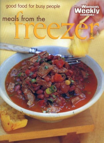 Women-039-s-Weekly-Meals-from-the-Freezer-FREE-AUS-POST-acceptable-cond-paperback