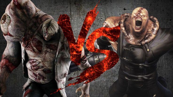 БИРКИН против НЕМЕЗИДЫ | G-BIRKIN vs NEMESIS [CT Fight Club | Resident E...