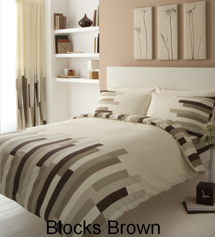 17 Best Images About Brown Duvet Cover On Pinterest