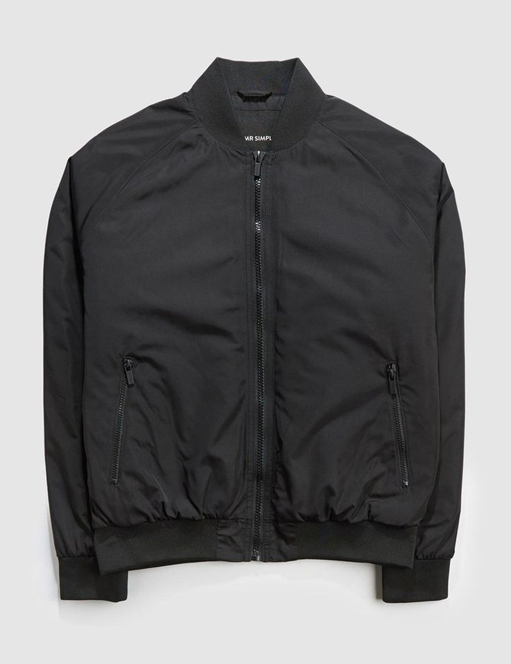 INSULATED BOMBER INSULATED BOMBER Mr Simple