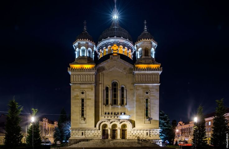 Catedrala by Vladimir Popov / Uhaiun on 500px