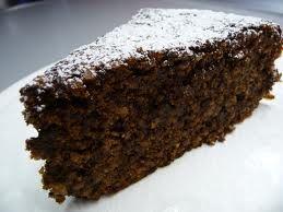 Kakaový koláč bez vajec a mléka výborný