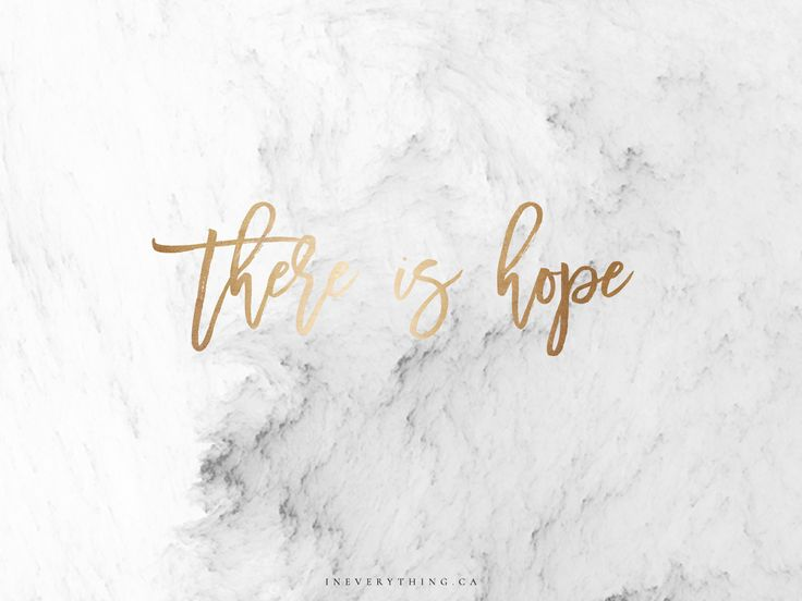 Wednesday Wonder: Hopes all things...