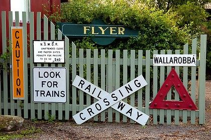 Andrew Taylor discovers some beautiful old carriages on a train-loving homestead near Dungog.    The path to every man's heart runs through his stomach and that journey is best taken by rail, a red-rattler carriage to be precise.  Rolling green hills and lush pastures that are home to dairy farms, horse studs and, this being the Hunter Valley, the odd grapevine. Nearby, a train wolf-whistles as it chugs through a corner of the property towards Newcastle.