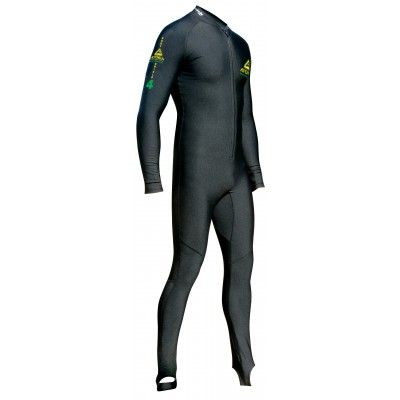 Protect yourself from the elements and even against stings from jellyfish with this micofibre full suit from adrenalin.