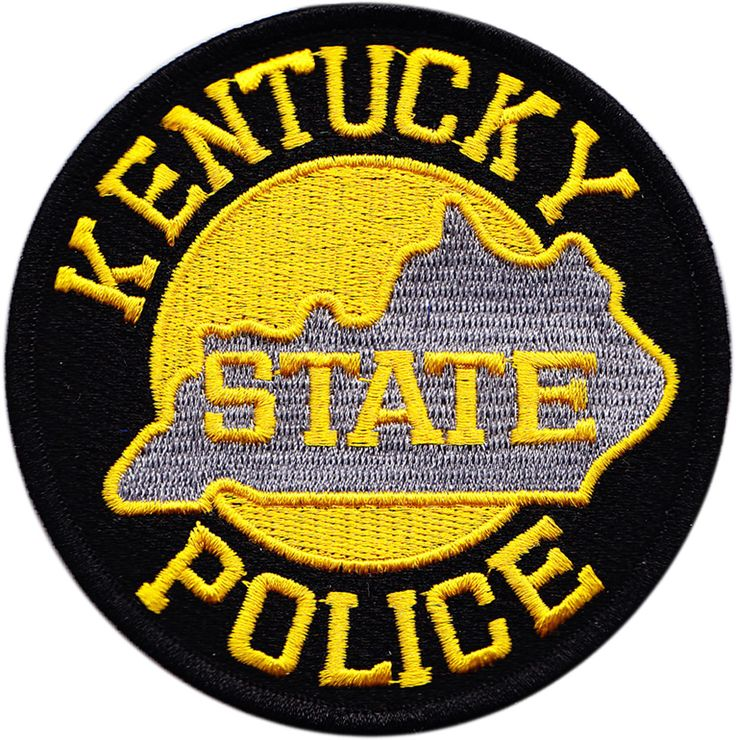 kentucky state police patches | ... patches, police patches, police patch, law enforcement patch, back