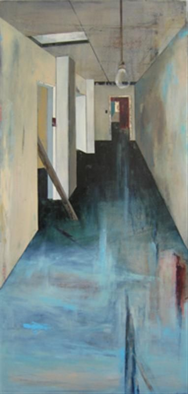 Jane Mitchell - Enfilade. Sanderson Gallery
