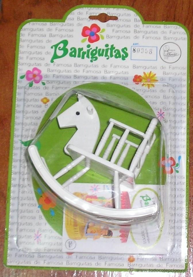 CABALLITO BALANCIN DE BARRIGUITAS FAMOSA Artículo 80998