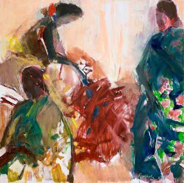 """Júlio Resende: """"Evocação 8"""", 2007"""