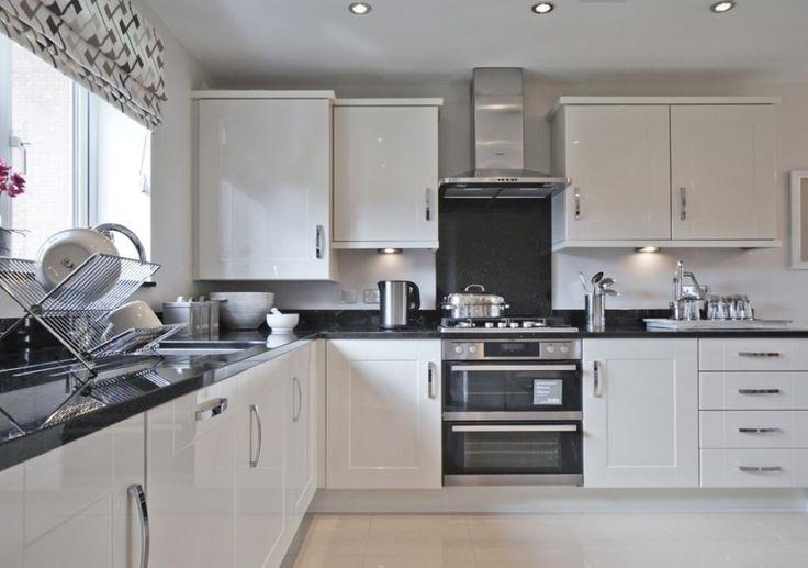 Taylor Wimpey - Stour Valley (Kidderminster) - Interior Designed Kitchen/Dining Room.