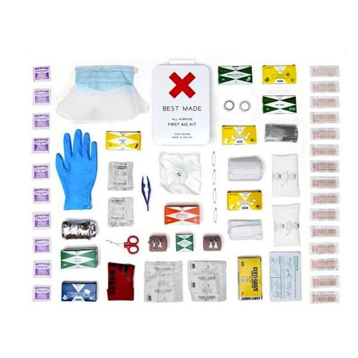 """""""Best Made"""" First Aid Kit  #NeoReady #contest  received this product complimentary from Influenster for testing purposes"""