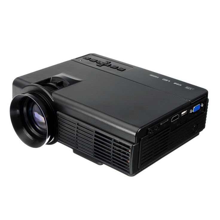Q5 WiFi 1080P 3D Home Theater 3000LM HD USB Projector AU/UK/EU/US Plug with Remote Control