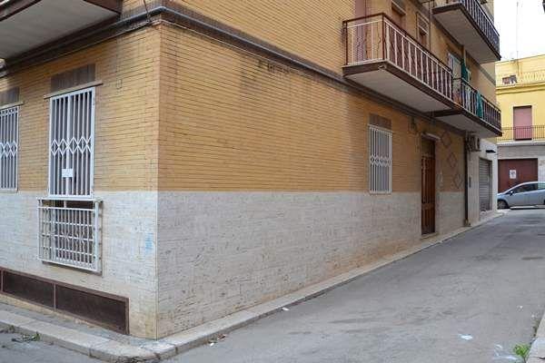 Piano Rialzato in Centro a Canosa