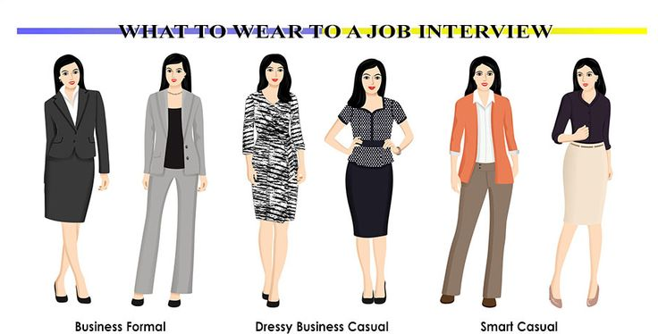 What Should A Woman Wear To A Professional Job Interview