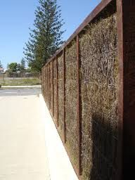 Image result for brush fencing