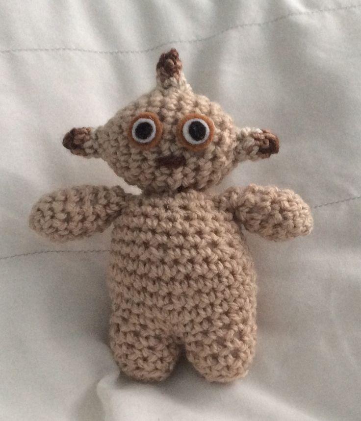 Makka Pakka arigumuri doll
