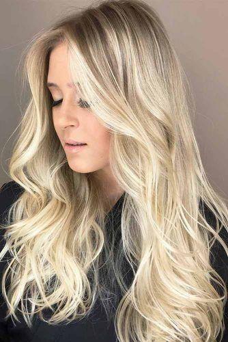 Spaß Lange überlagerte Haarschnitte Für Frauen 20182019 Lange