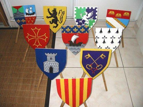 les 25 meilleures idées de la catégorie décor médiéval sur