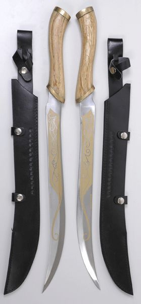 """Elf Fighting Knives - NorthStar Collectibles, Swords and Discounts 