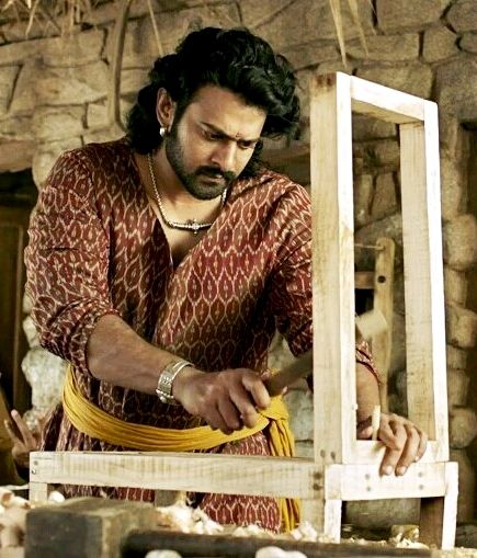 No man can be this perfect...prabhas