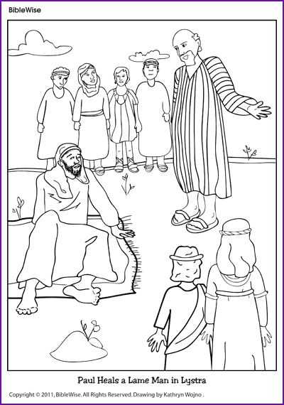 childrens coloring pages peter paul - photo#18
