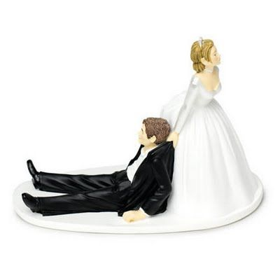 Funny Wedding Cake Toppers! 1