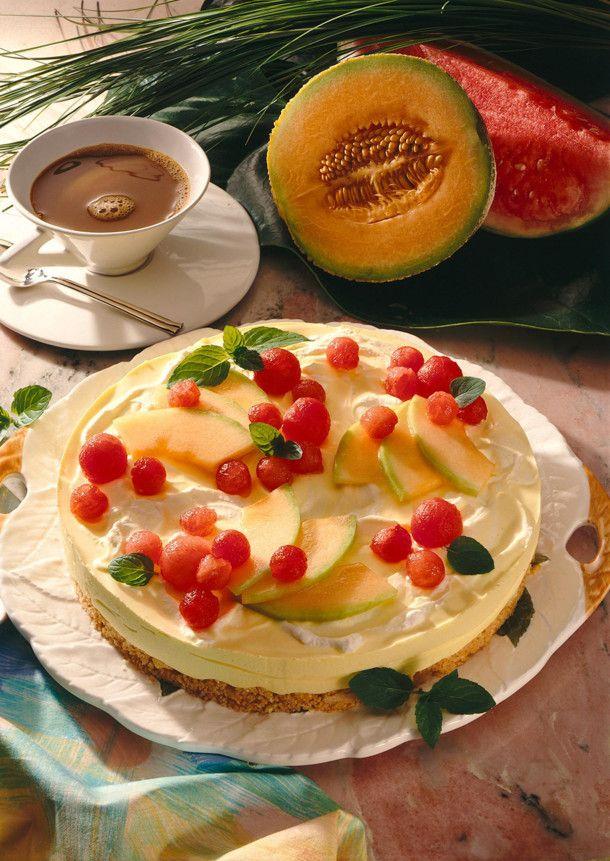 Unser beliebtes Rezept für Melonen-Frischkäse-Torte (Diabetiker) und mehr als 55.000 weitere kostenlose Rezepte auf LECKER.de.