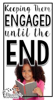Engaging Literacy Activities to End the Year! - Mandy's Tips for Teachers