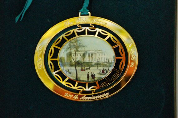 Vintage 90s White House Historical Association by SycamoreVintage