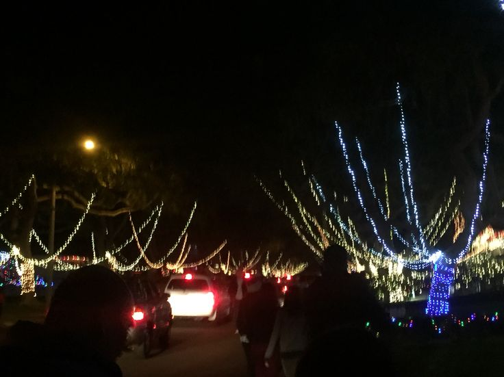 Candy Cane Lane || Torrance, CA