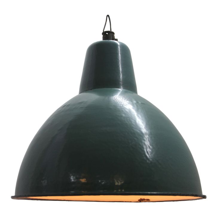 sarand large petrol | Verlichting | 360volt. De grootste collectie oude originele industrielampen. Gespecialiseerd in fabrieks-, emaille en de industriele lampen.
