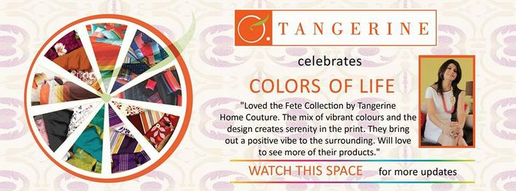 We bring you the Spirit of #TangeirneColorsOfLife with Jasmine Shah who is a famous Jewellery Designer and She thinks Colors are her energy they are her driving force, it gives her the spirit to create new piece of art everyday.