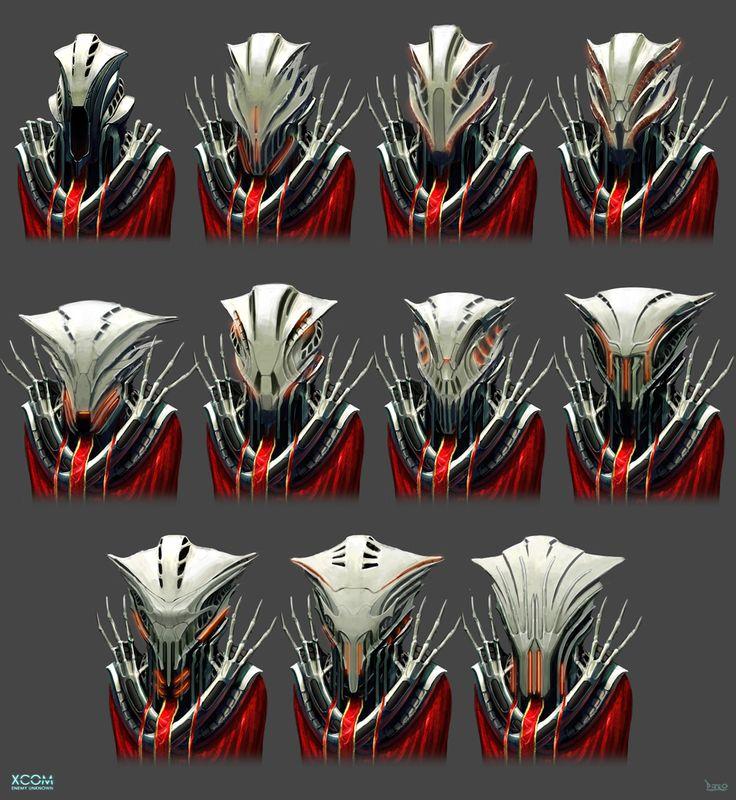 Ethereal (XCOM: Enemy Unknown) - XCOM Wiki