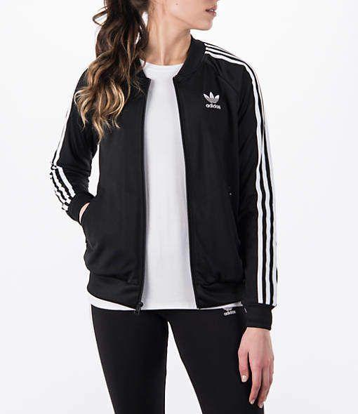 Adidas track jacket, Adidas originals