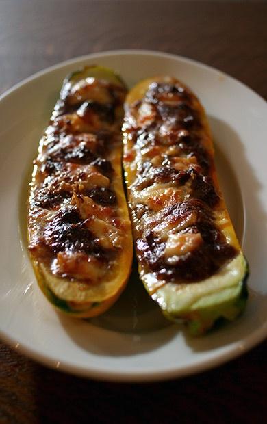 Zucchine Ripieni