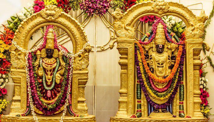 sri venkateswara swami's