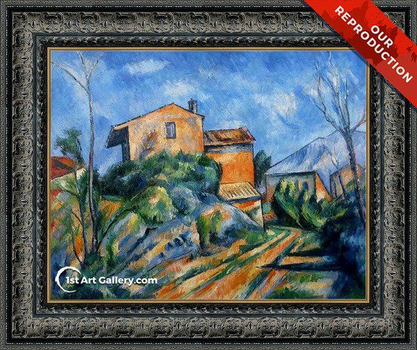 Riverbanks Paul Cezanne Reproduction 1st Art Gallery Art Paul Cezanne Paintings Paul Cezanne