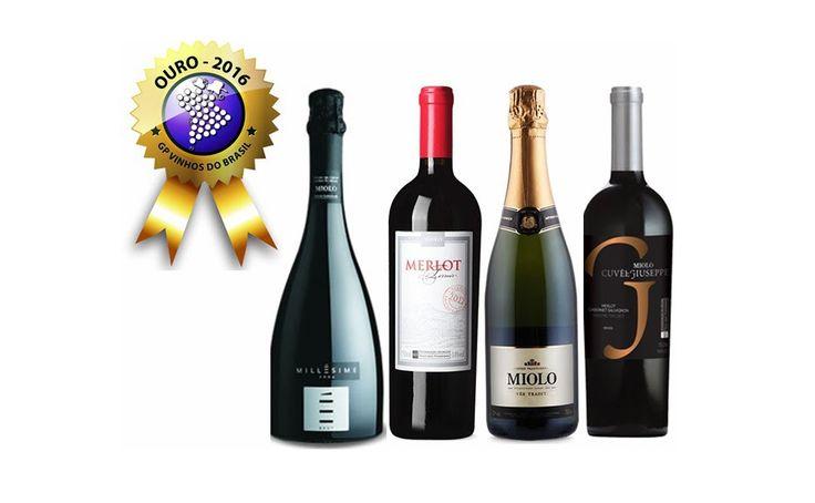 Miolo conquista Medalhas de Ouro em 2016 - http://superchefs.com.br/miolo-conquista-medalhas-de-ouro-em-2016/ - #GrandeProvaDeVinhos, #Noticias, #Vinhos