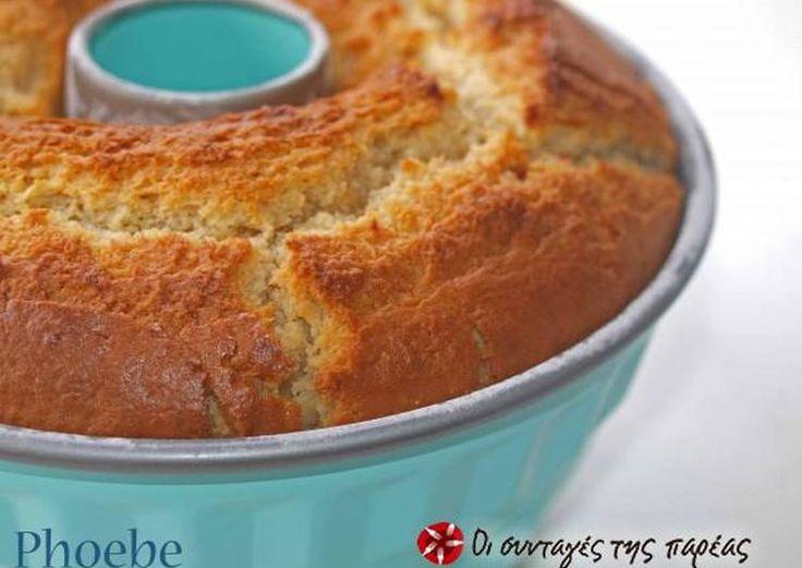 Κέικ με σύκα #cookpadgreece