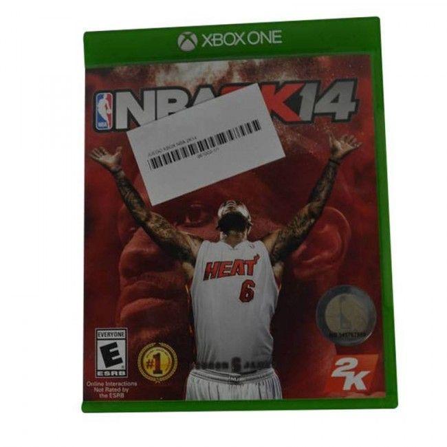 Juego Xbox NBA 2k14 Original - Juegos de Consola - TV, Consolas y Juegos - Tecnología - Sensacional
